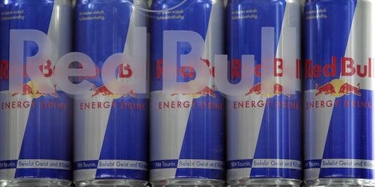 Red Bull drink ist eine der wichtigsten betroffen von dieser neuen steuer.