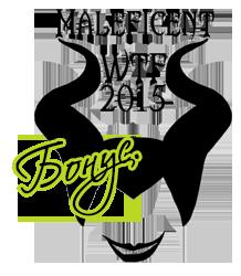 WTF Maleficent 2015