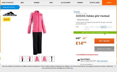 Adidas Tracksuits Uk