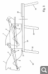 Прибор для обучения технике управлению вожжами (Система Отто фон Ахенбах (1861 – 1936))  96228c33db86f25d7266be7a76c69791