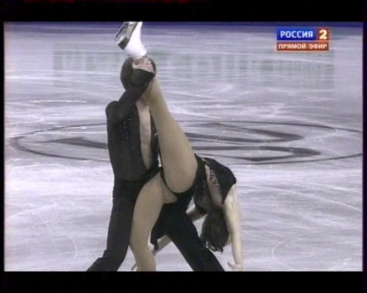 Эротика в танцах на льду видео 1