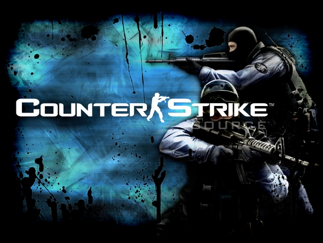 Counter Strike 1.6.