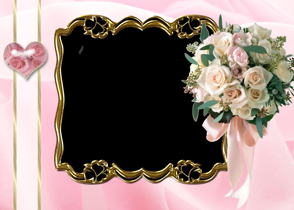 Розами шаблоны, красиво оформить картинку онлайн
