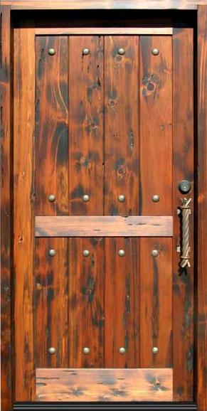 дверь из дерева цена входная