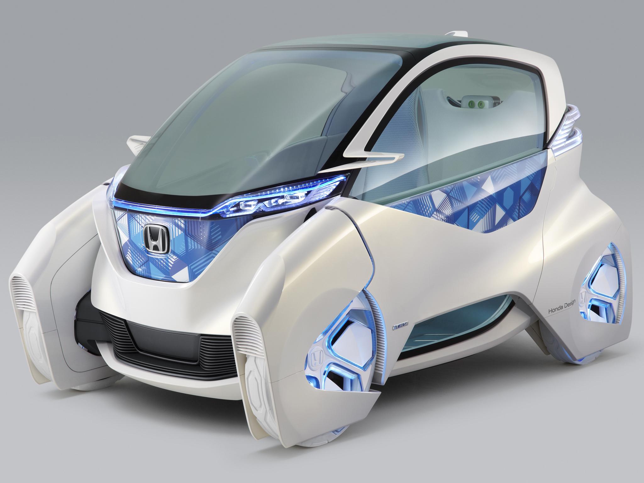 Хонда показала свой новый электрокар | Электрокар ...
