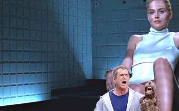 Пизды посмотреть знаменитую сцену из фильма основной инстинкт много