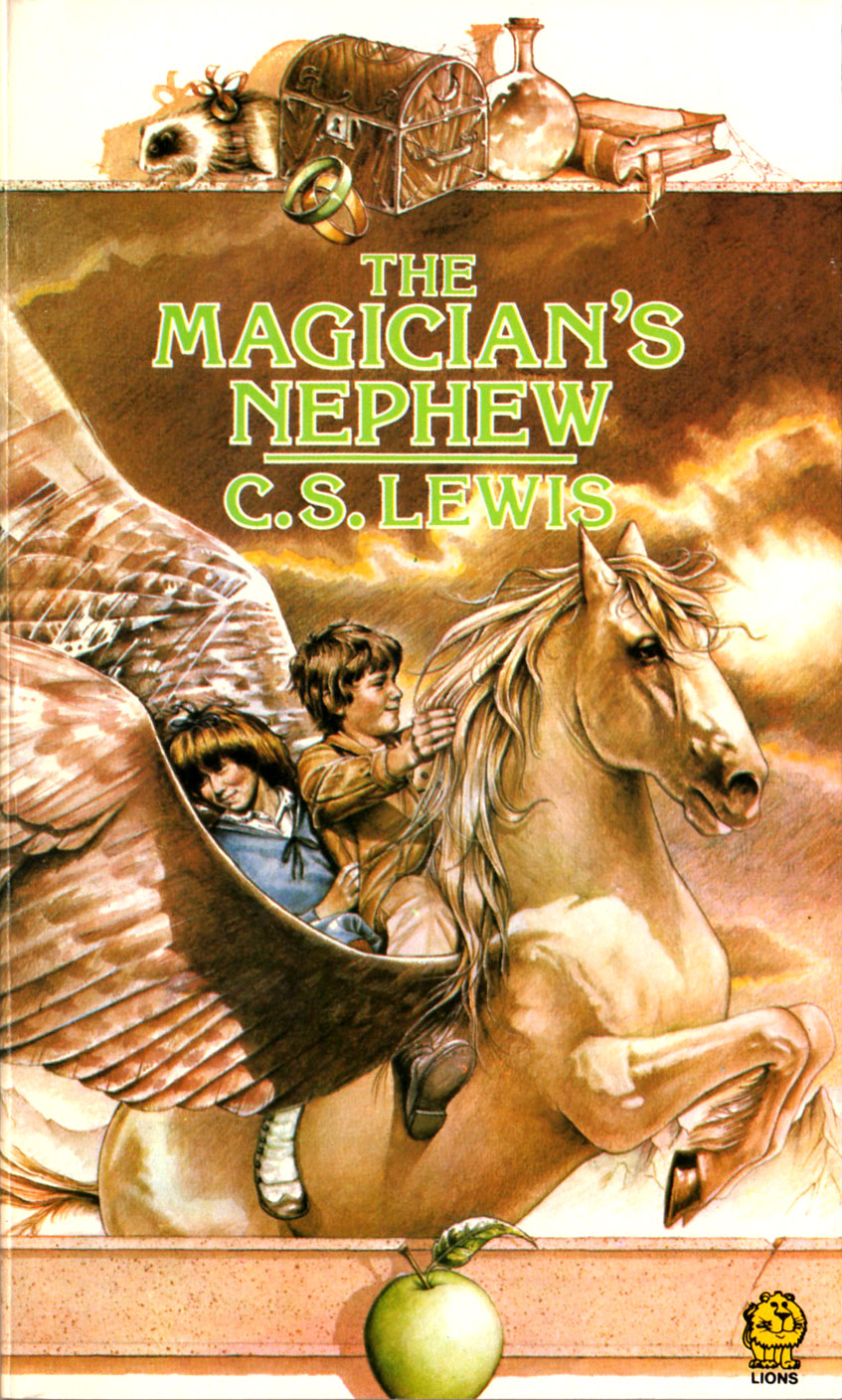 narnia the magicians nephew