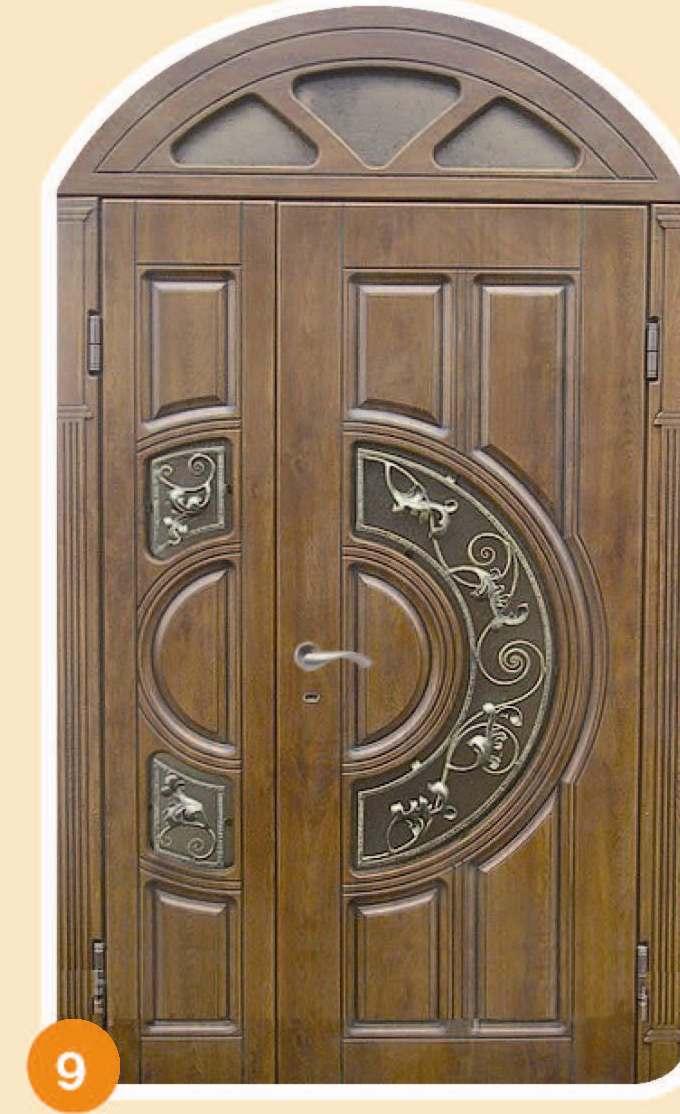 двери металлические полуторн е заказать
