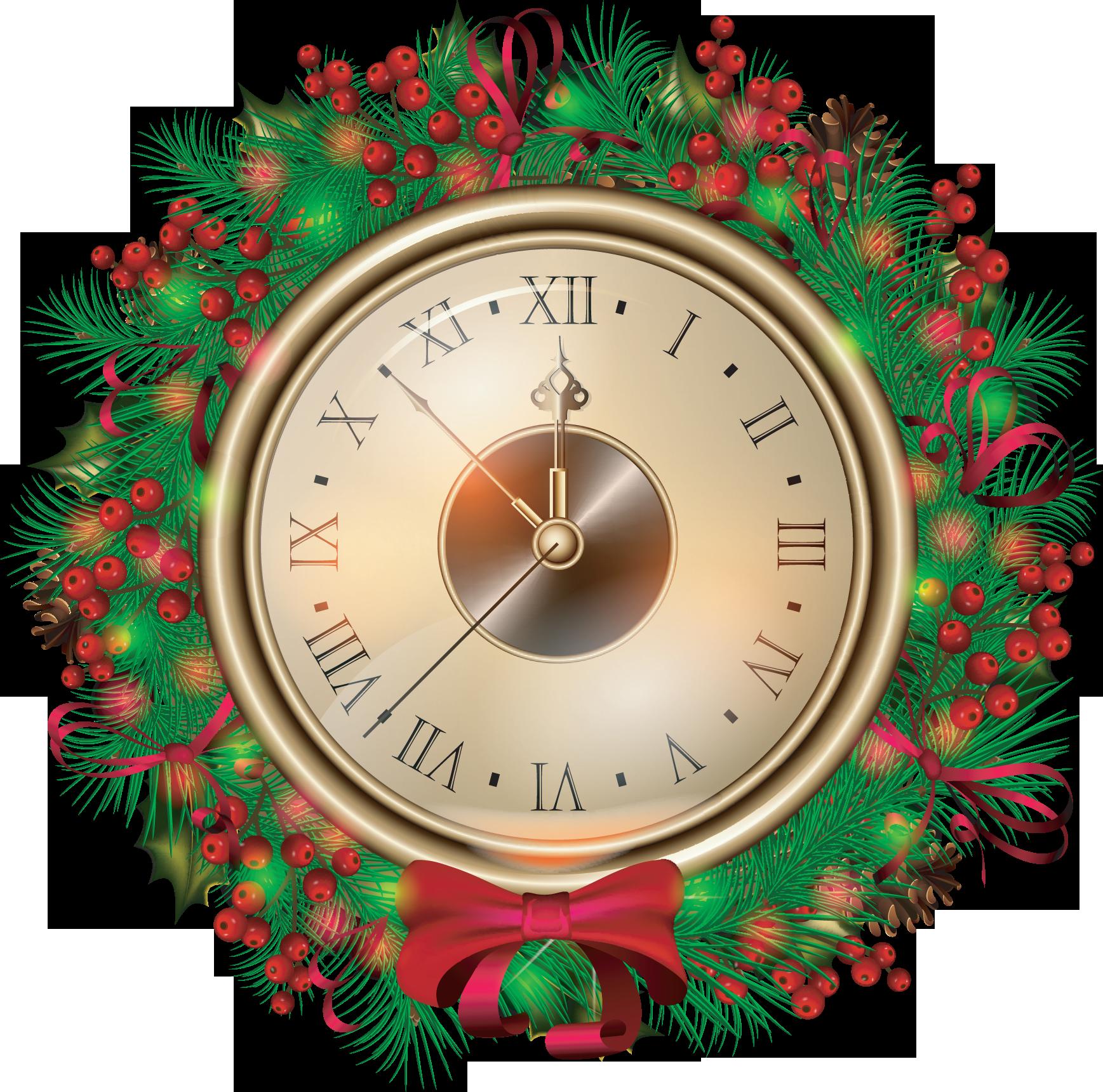 Расписание работы в Новогодние праздники