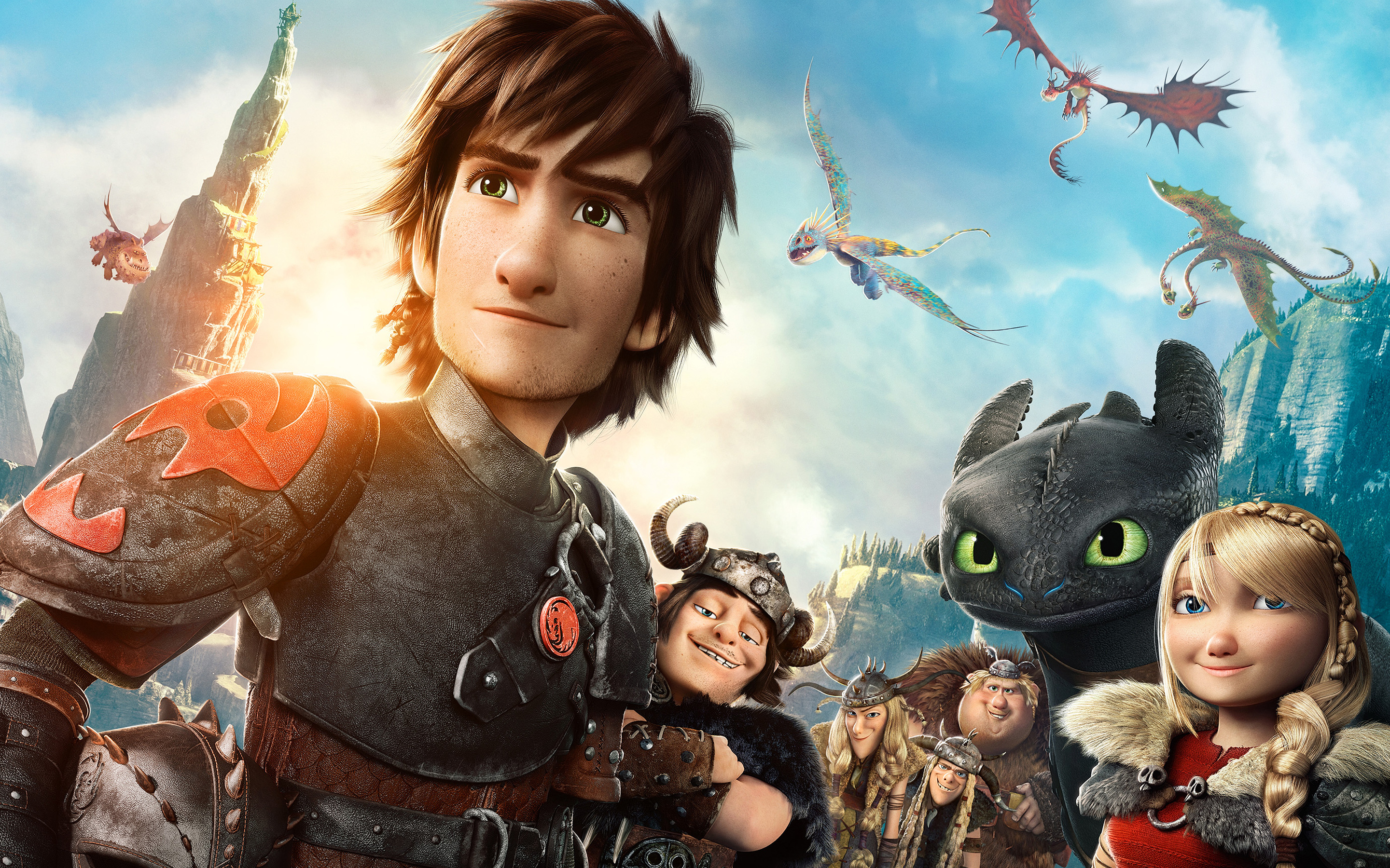 how to train your dragon - HD