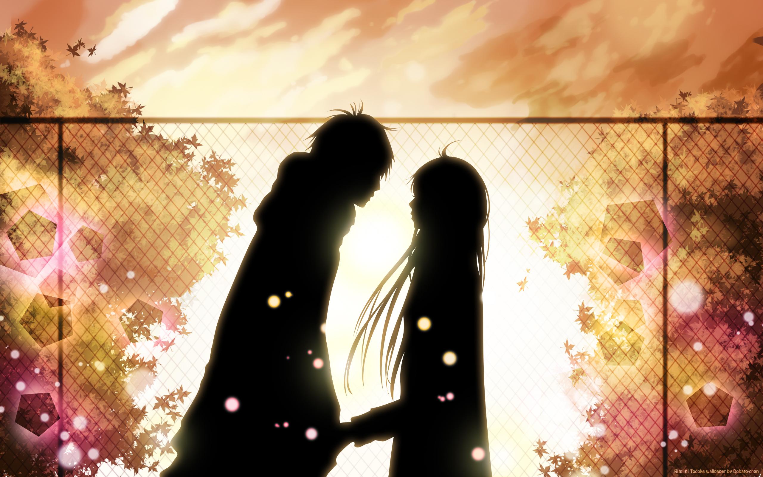 anime girl and boy