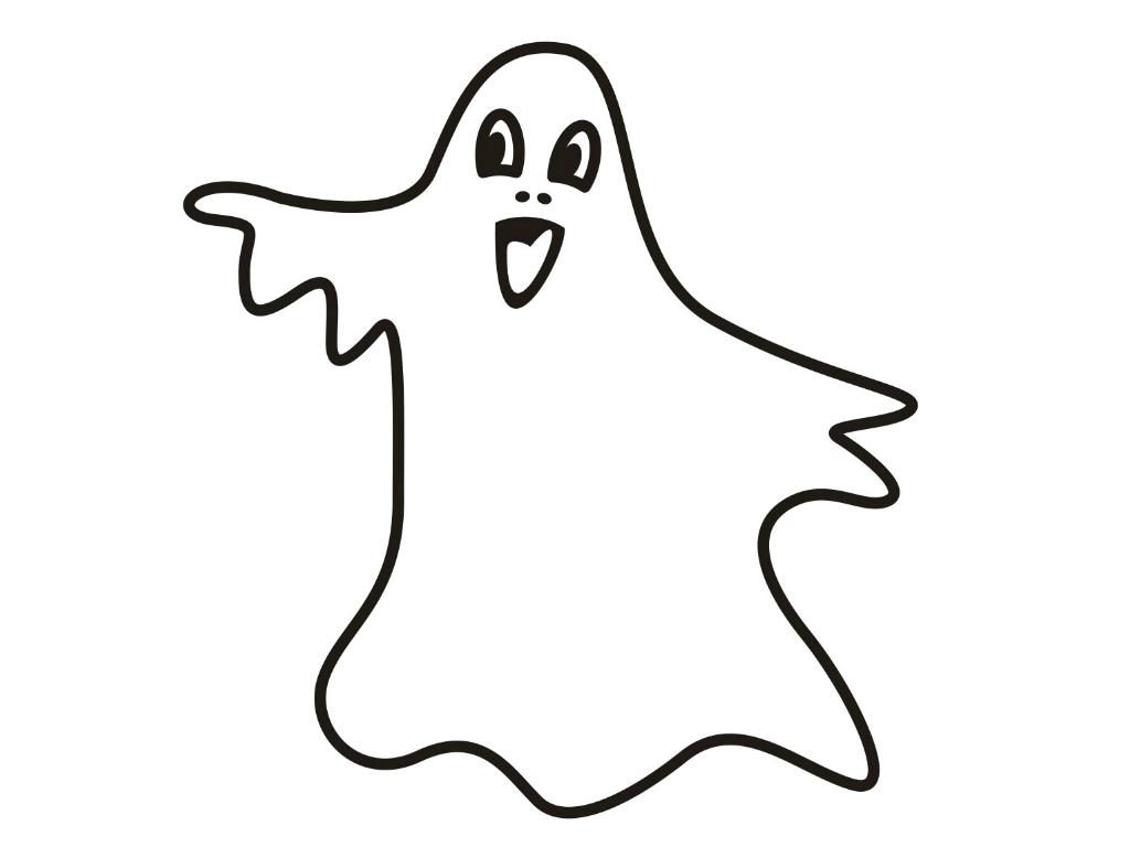 Картинки привидений на хэллоуин, днем