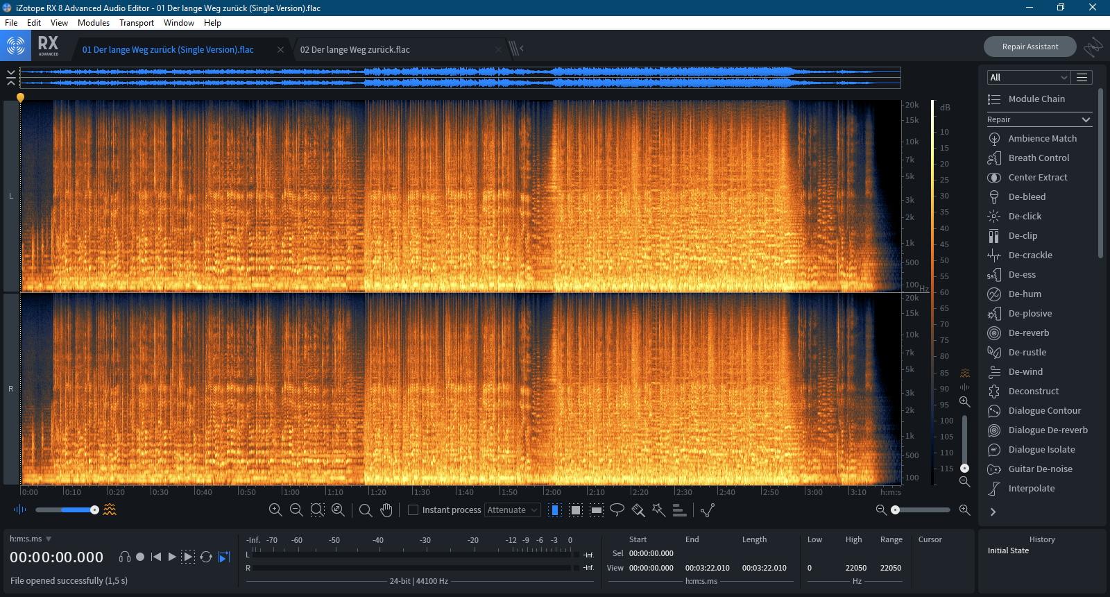 01 Der lange Weg zurück (Single Version) Spectrogram.jpg